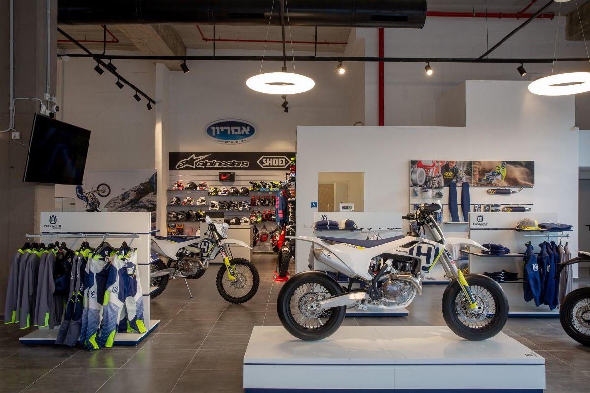 מגוון שירותים רחב ומקיף - כולל אחסנת אופנועי שטח