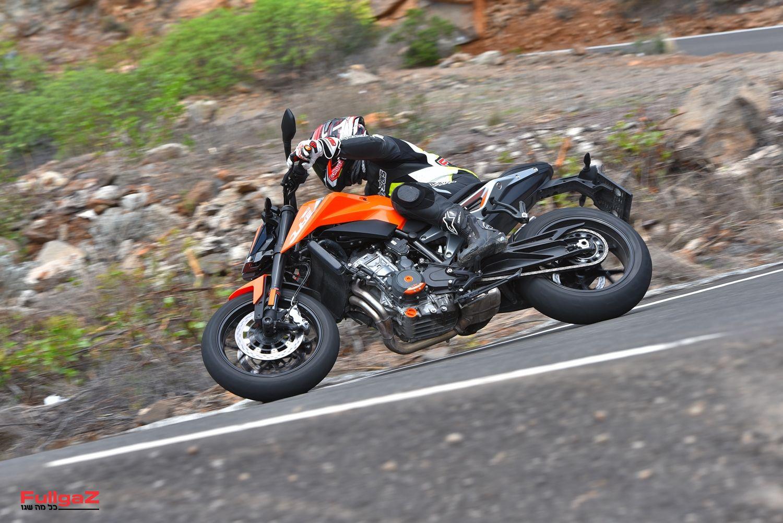 אחד מאופנועי הכביש היותר מהנים לרכיבה