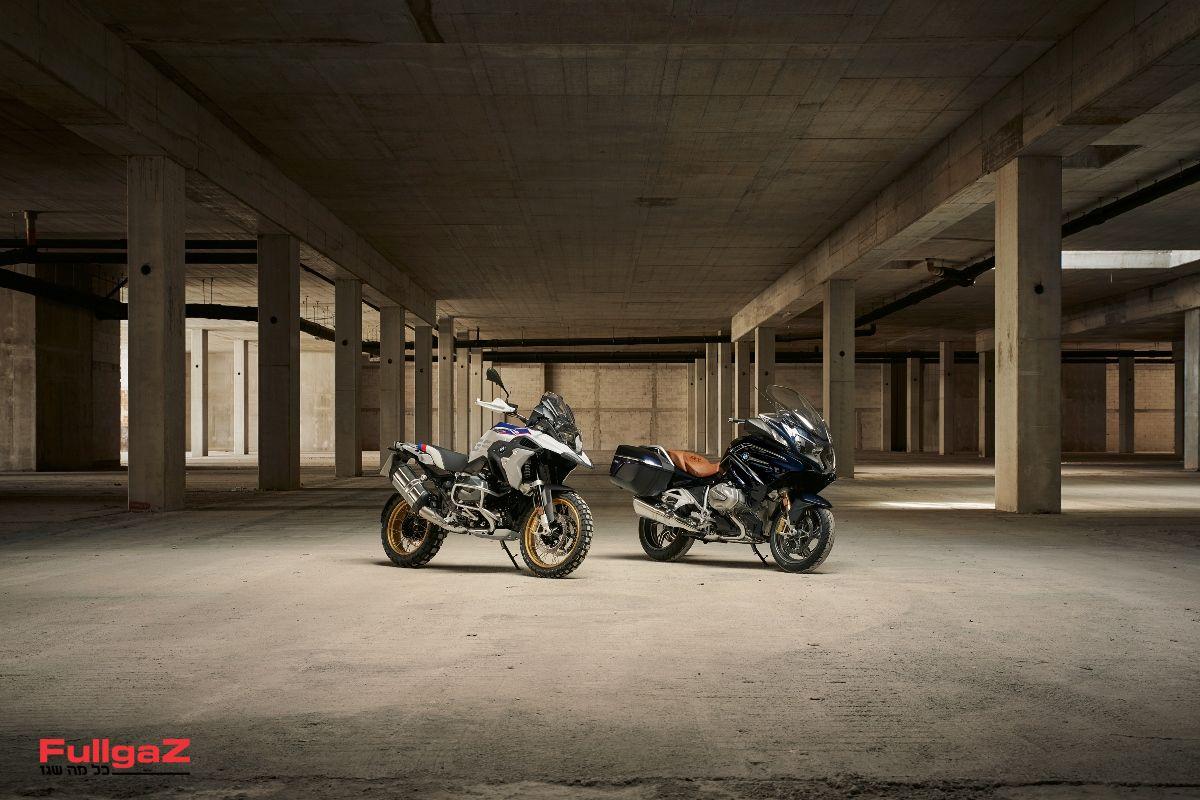 ה-R1250GS וה-R1250RT החדשים