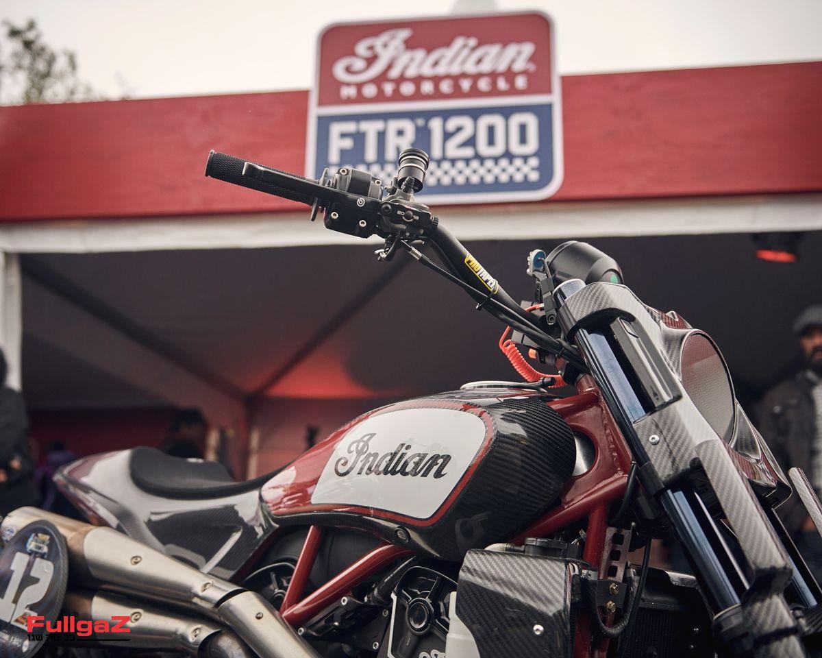 כך ייראה ה-FTR1200?