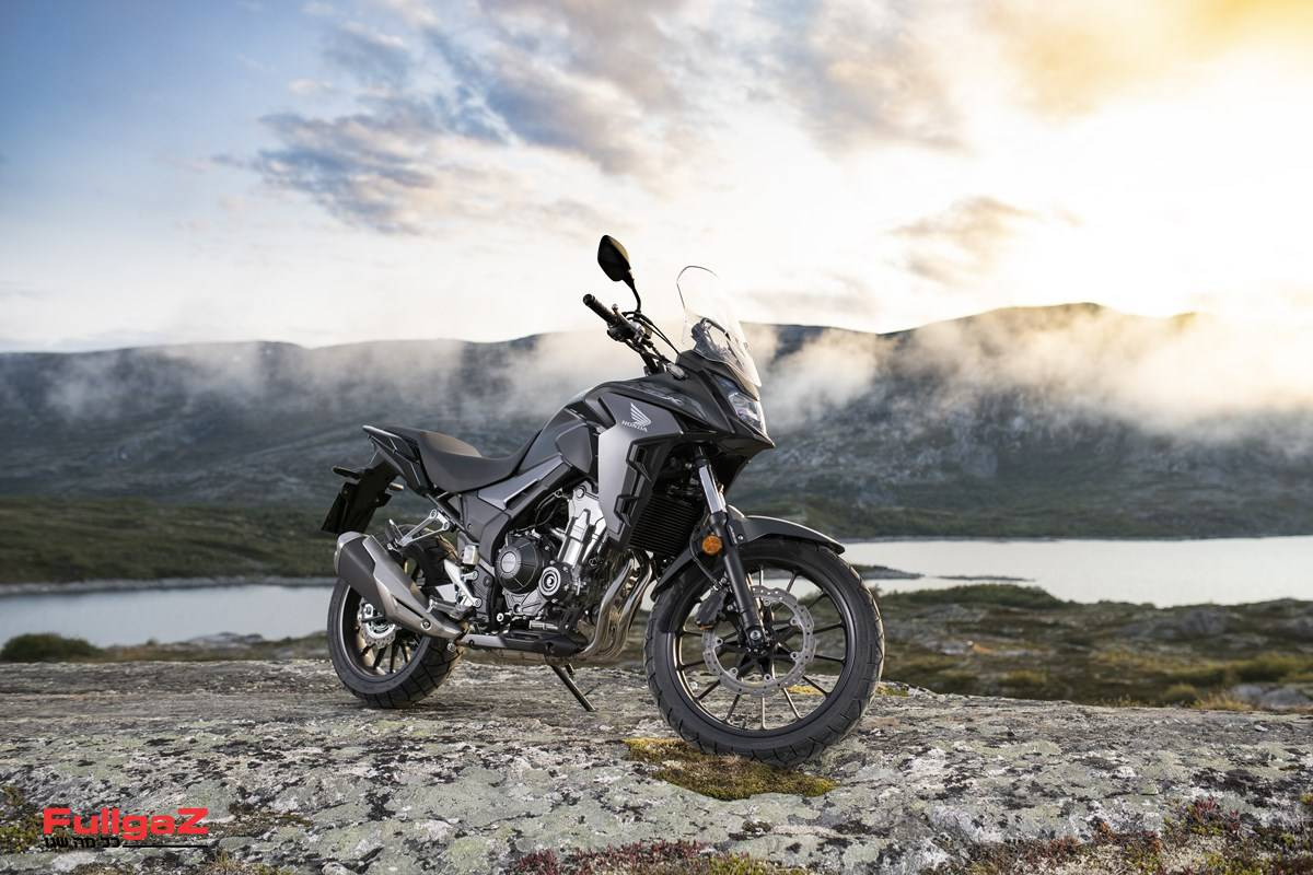הונדה CB500X דור שלישי - השינוי הגדול נמצא בגלגלים