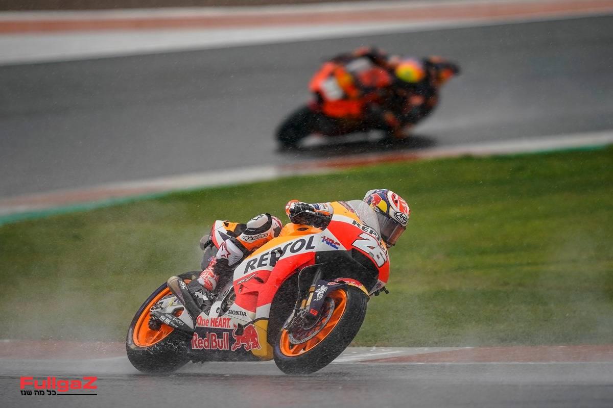 פדרוסה - פורש מה-MotoGP