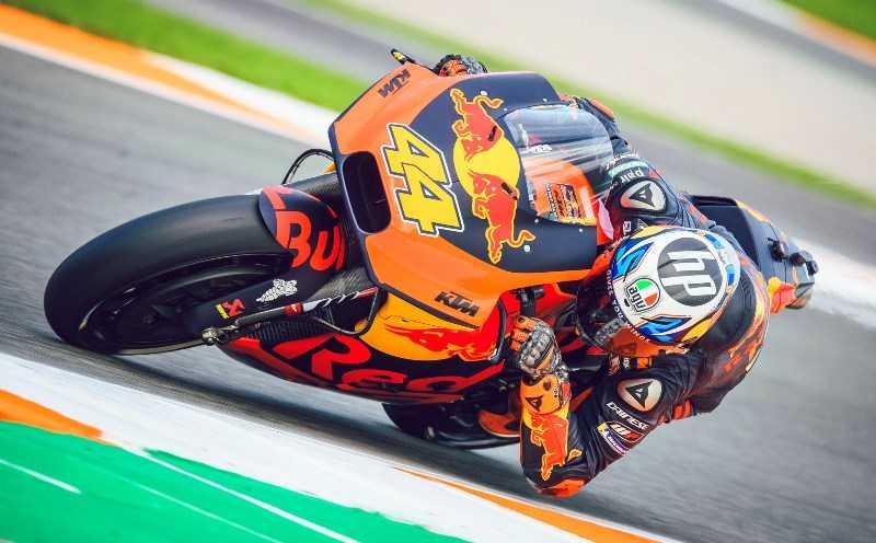 Pol Espargaro KTM RC16 MotoGP