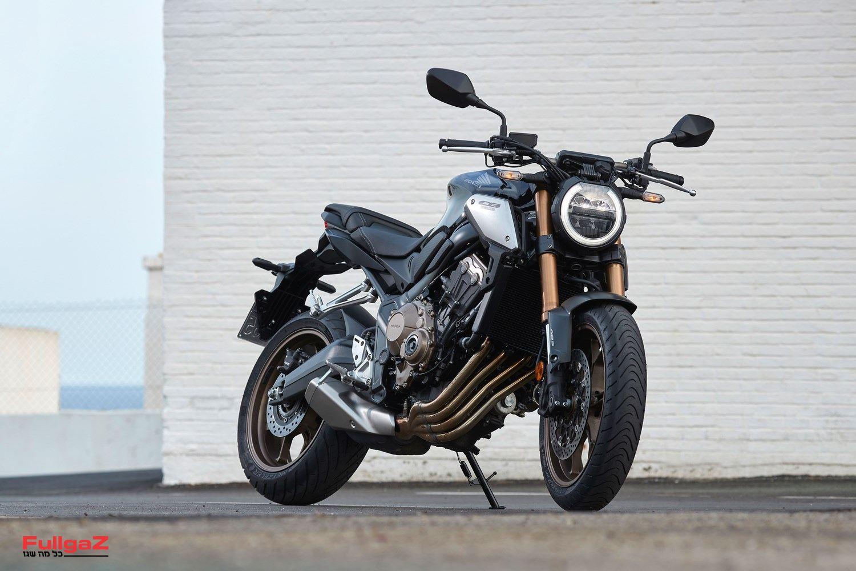 הונדה CB650R החדש