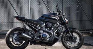 Harley Streetfighter