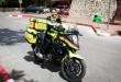החובשת הראשונה במדא על אופנוע כבד - צילום אלירן אביטל 27.5.19 (3)