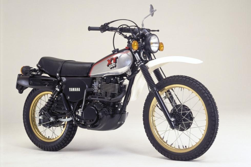 הימאהה XT500 של שנת 1981