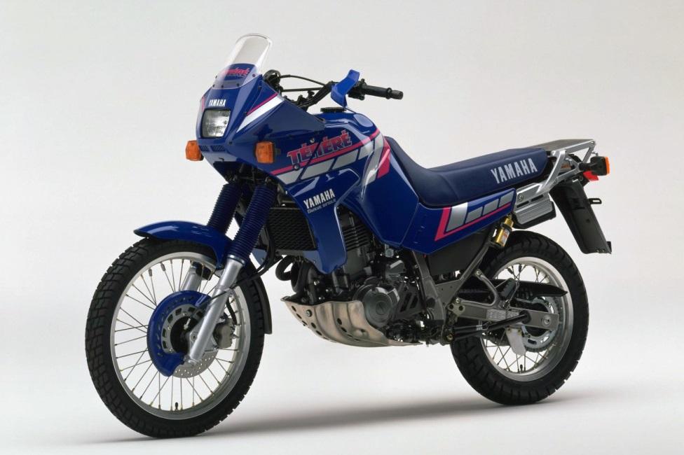 ה-XT660Z של 1991