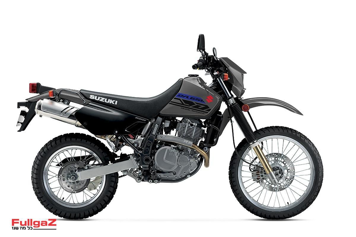 סוזוקי DR650SE דגם 2020