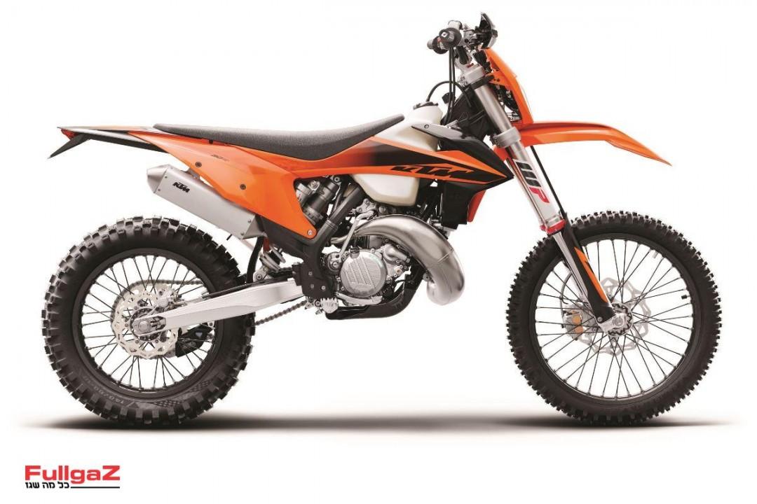 KTM 150 EXC TPI MY2020_90 degree right