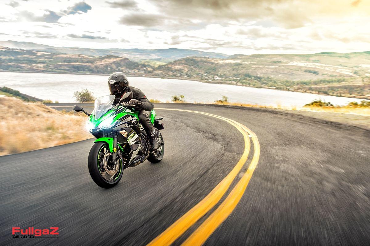 אופנוע מתחילים בסיסי