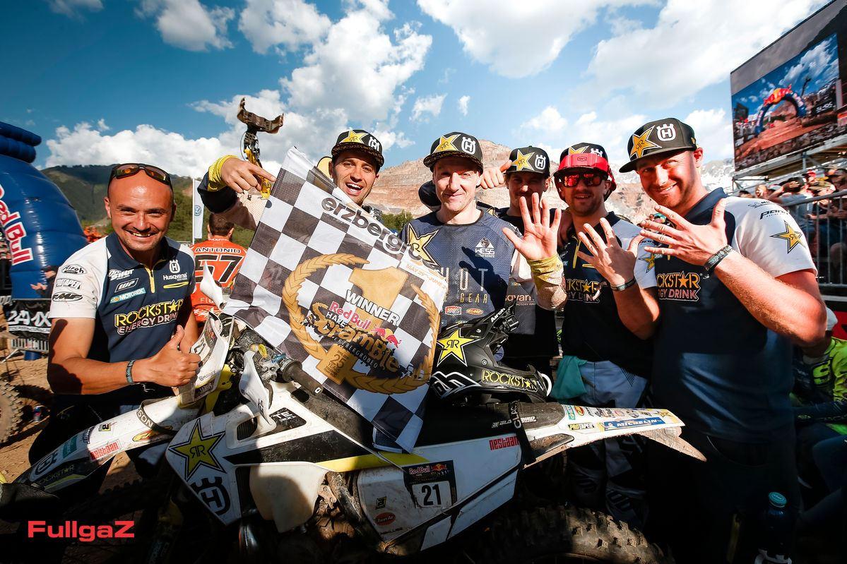 גראהם ג'רוויס - ניצחון חמישי בארצברג, בגיל 44!