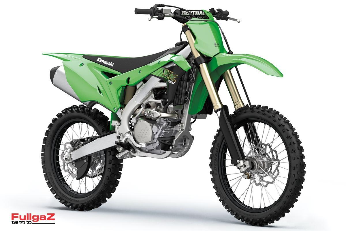 קוואסאקי KX250 דגם 2020