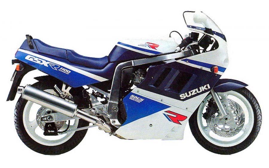 1989 gsxr1100