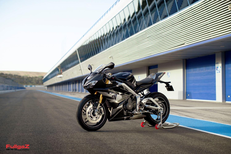 טריומף דייטונה 765 בגרסת מוגבלת Moto2