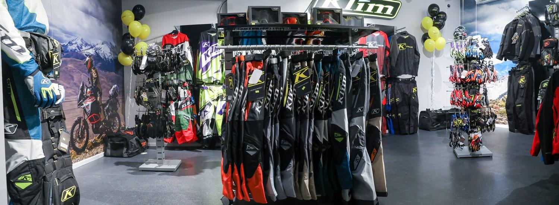 החנות החדשה של KLIM באולם התצוגה של ק.ט.מ