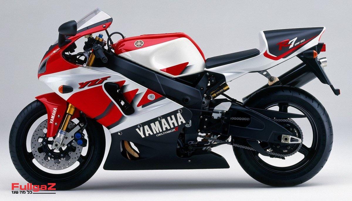 ימאהה YZF-R7 - גרסת הומולוגציה לאופנוע הסופרבייק של ימאהה