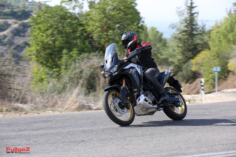 האופנוע היפני הטכנולוגי ביותר בעולם