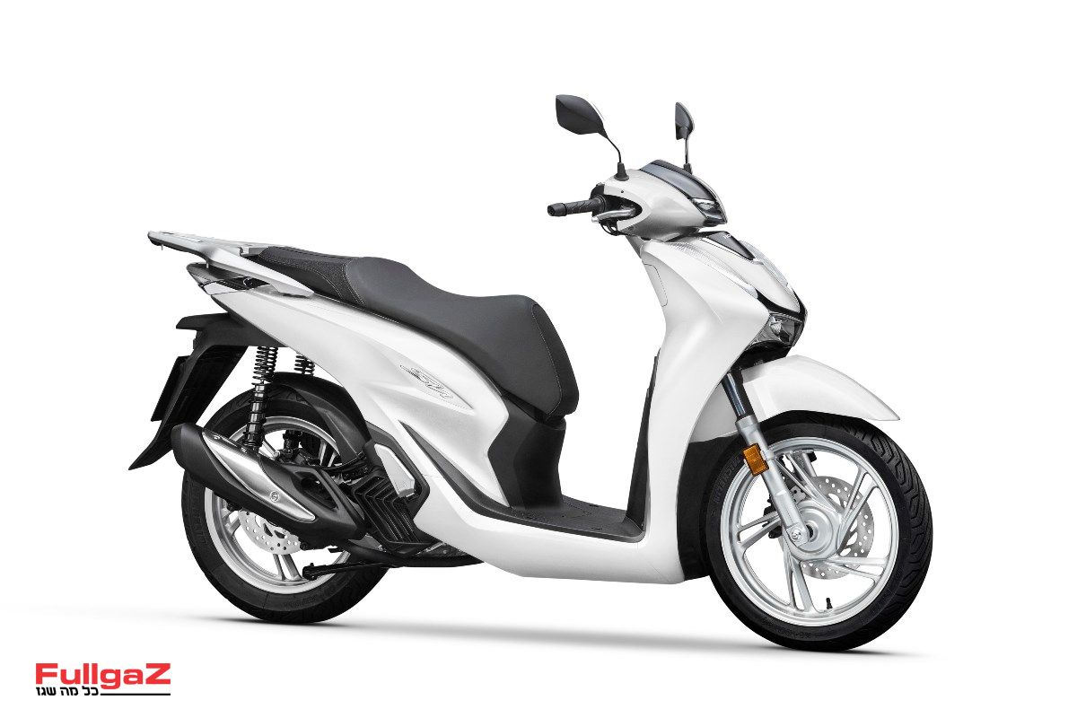 הונדה SH125i חדש ל-2020