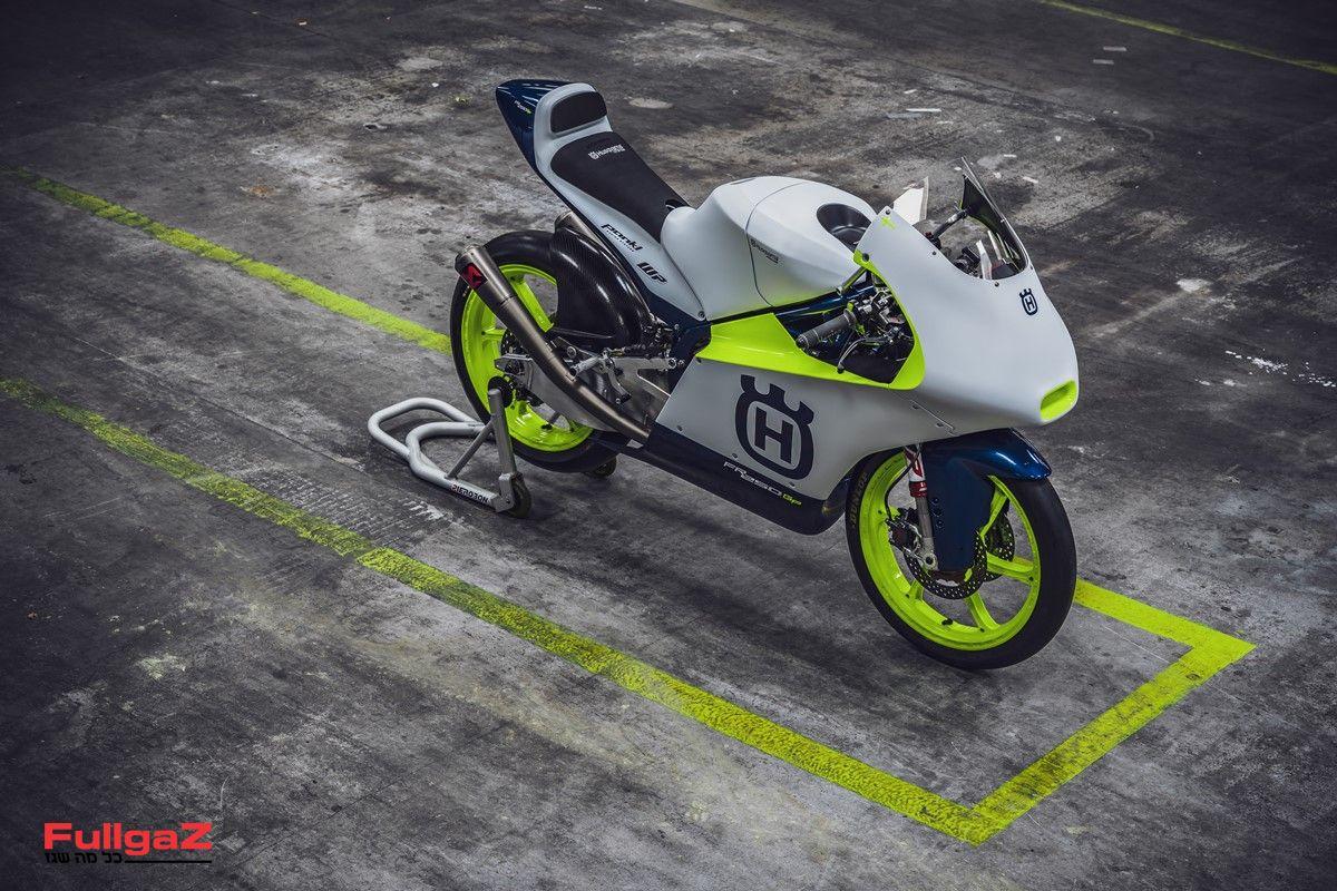 הוסקוורנה FR250GP - חוזקים ל-Moto3