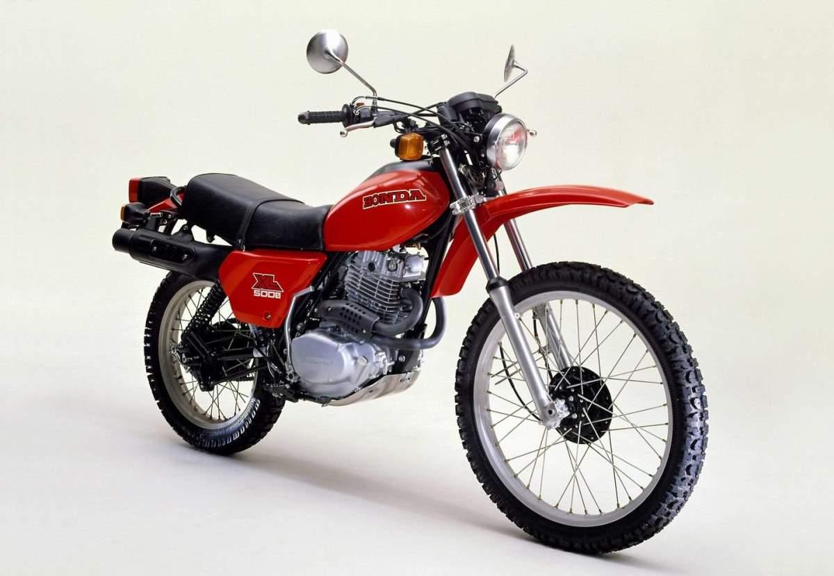 הונדה XL500S