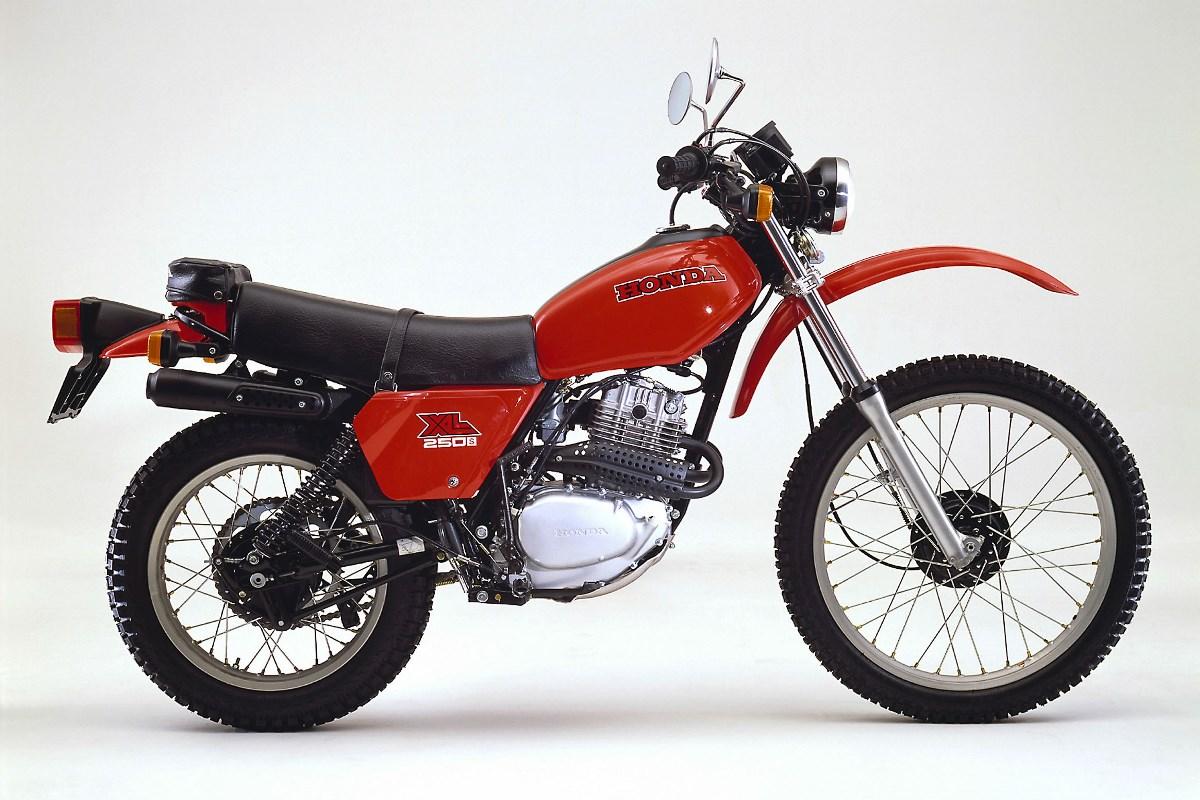 הונדה XL250S