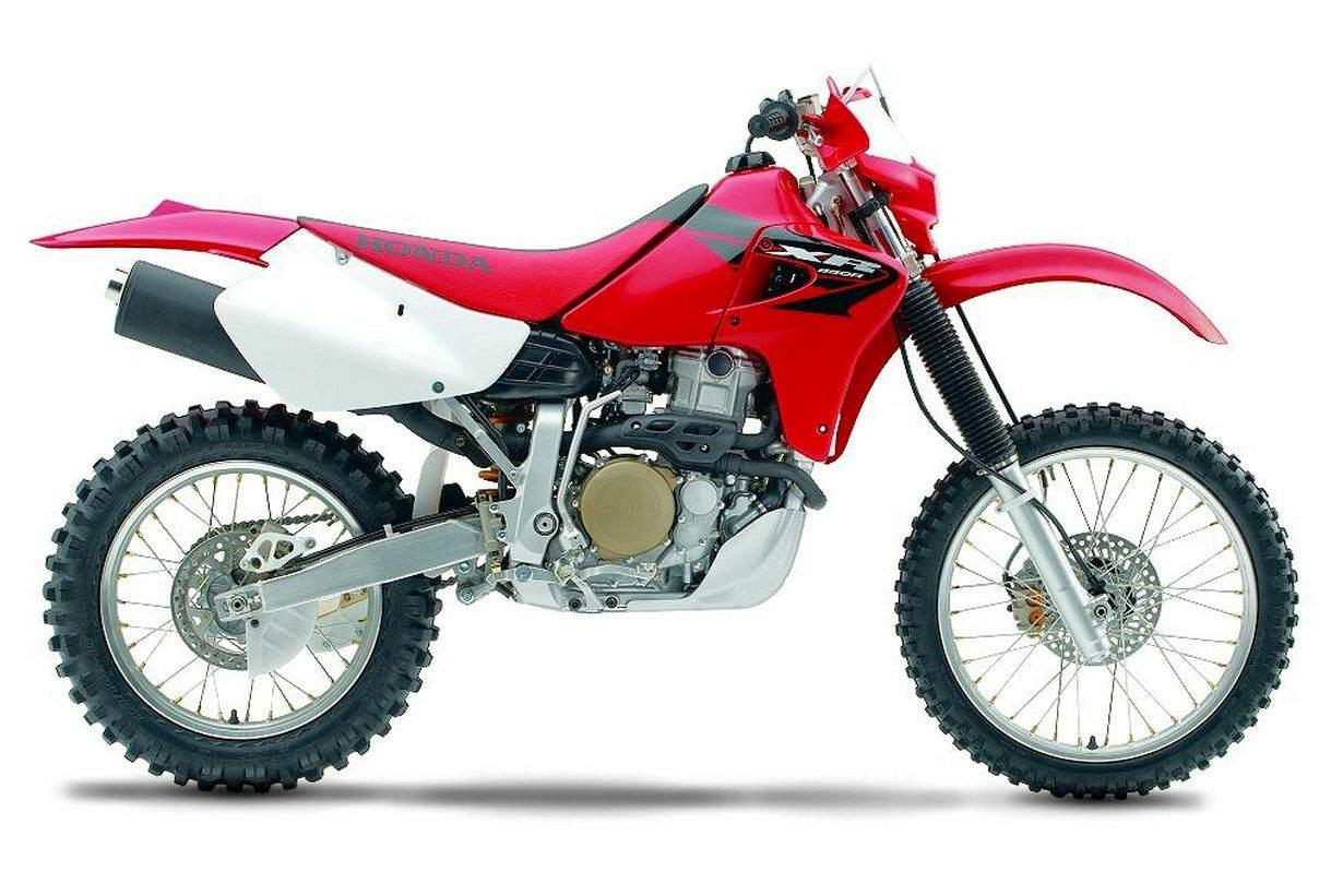 הונדה XR650R