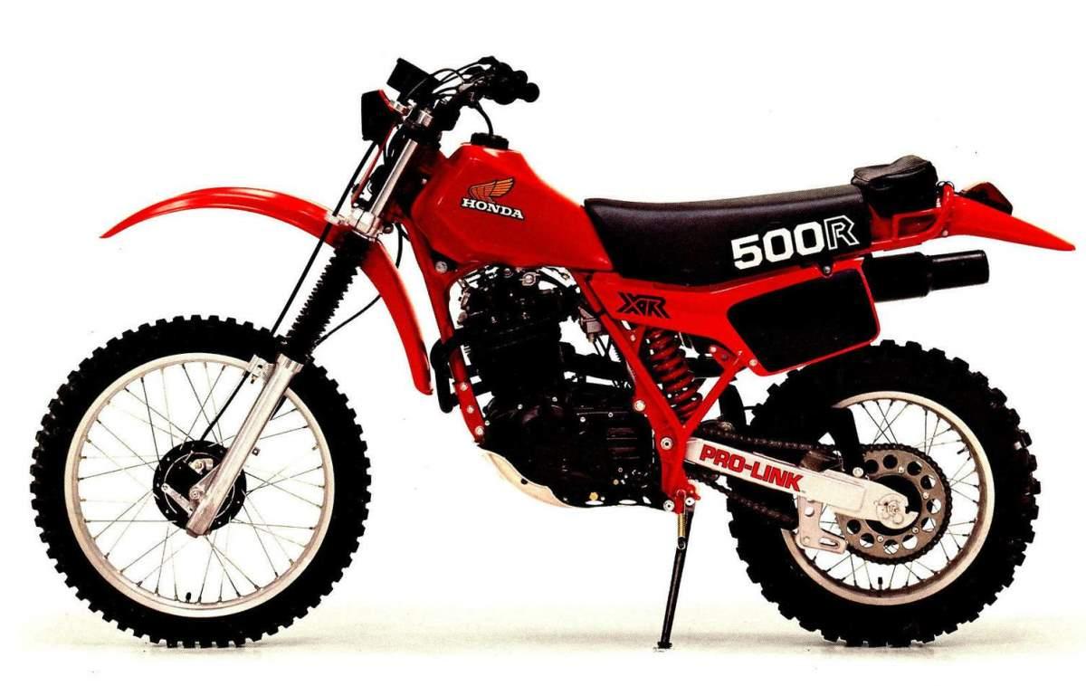 הונדה XR500R