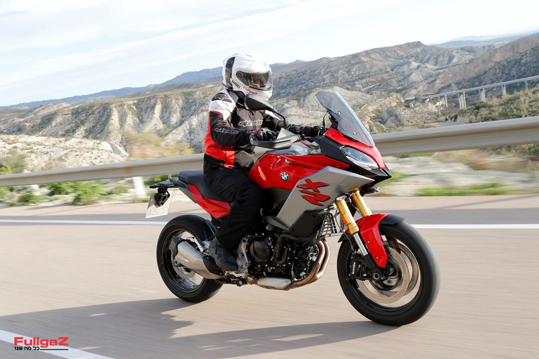 ב.מ.וו F900XR - חדש ל-2020