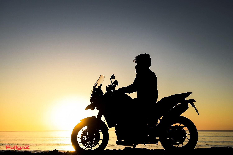 אופנוע מוצלח מאוד; בקרוב בארץ...