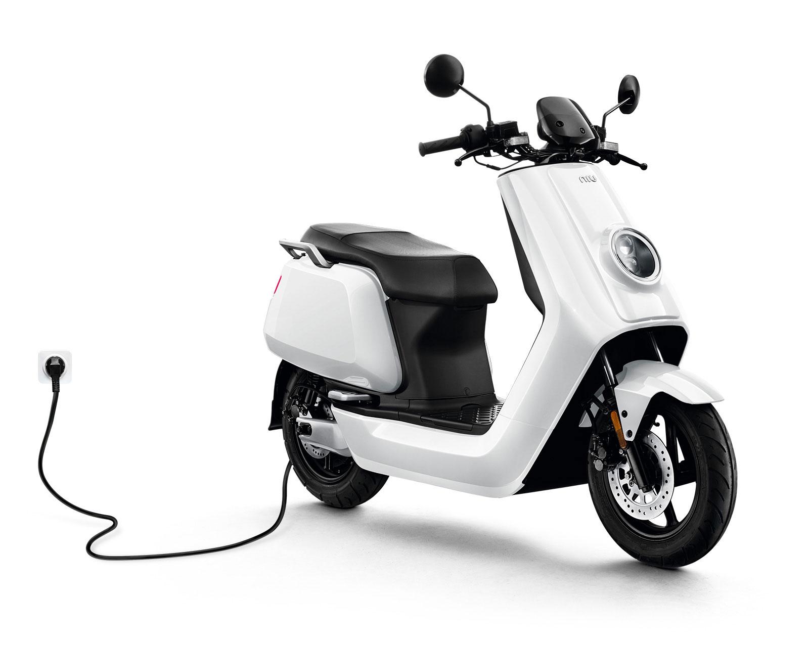 קטנועי NIU - בקרוב בארץ