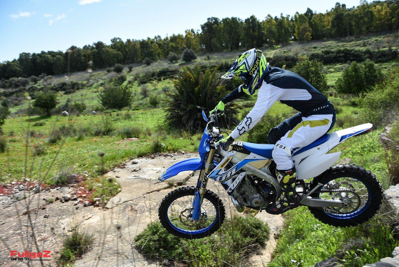 אופנוע אנדורו איכותי - קפיצת מדרגה ל-TM