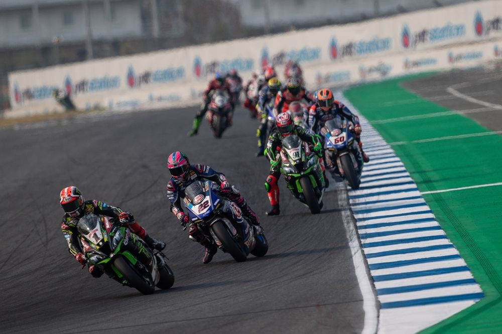 FIM Superbike World Championship, Round 02, 15-17 March 2019, Buriram, Thailand