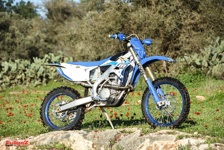 TM EN250Fi דגם 2020