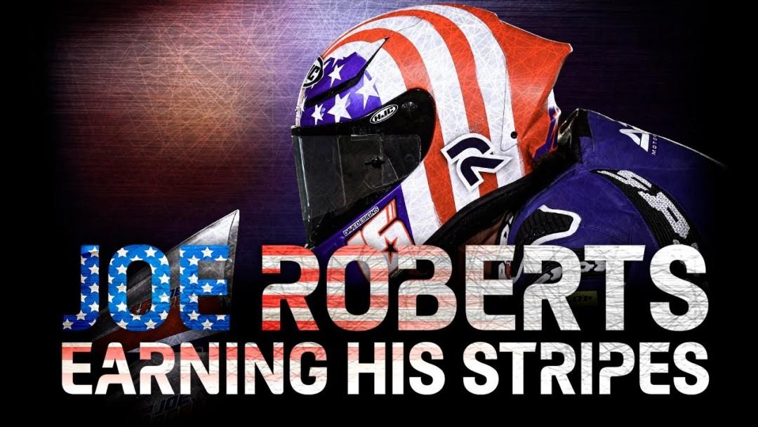 Joe Roberts: Earning His Stripes