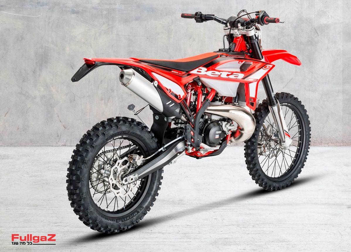 בטא 250RR ו-300RR דגם 2021