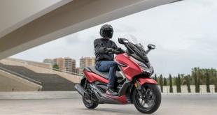 2018 Honda Forza 125