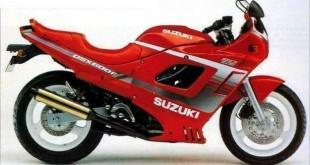 SUZUKI GSX 600 F 88 2