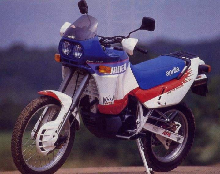 אפריליה טוארג 600 WIND