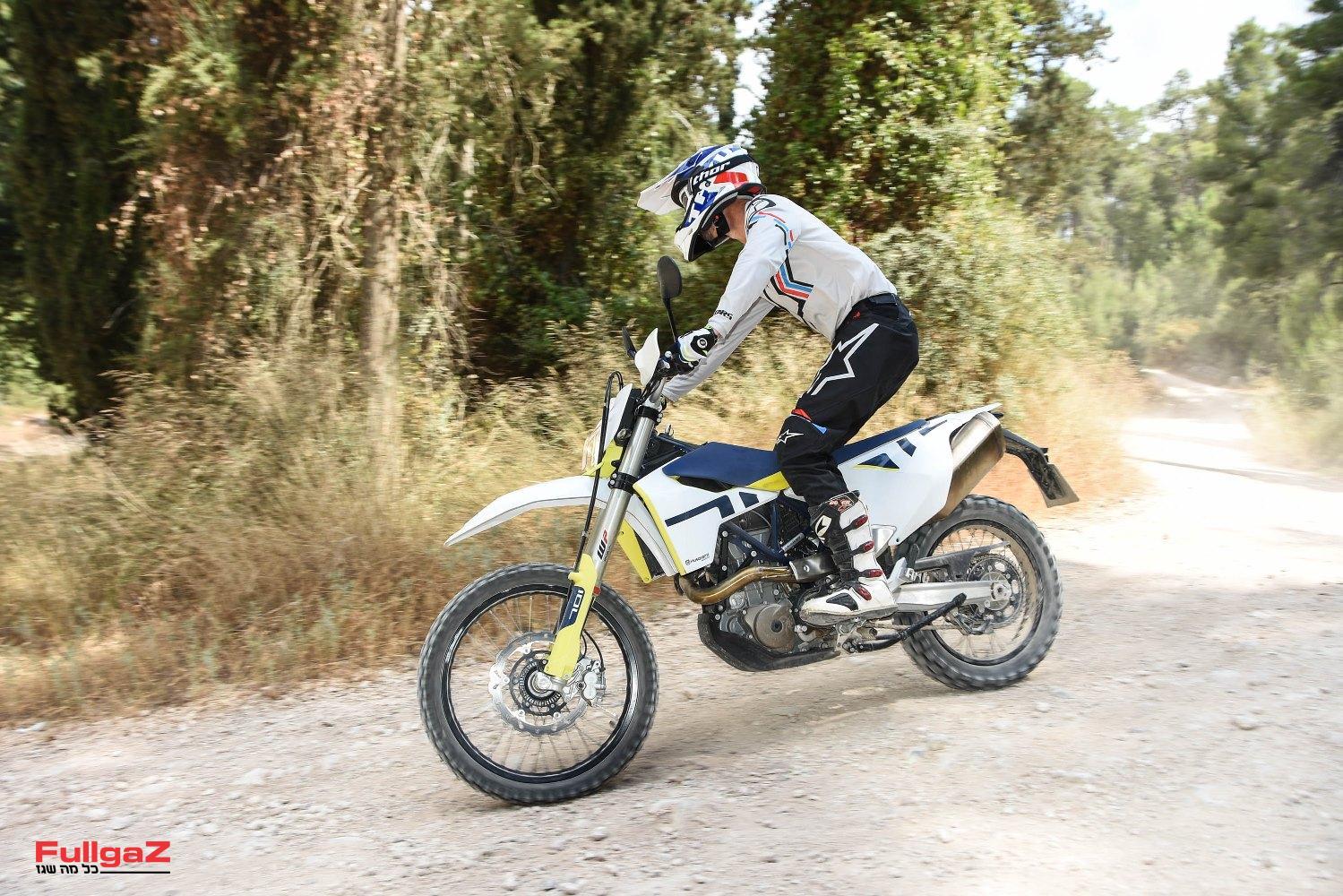 אופנוע האנדורו הגדול של הוסקוורנה ממשיך באבולוציה