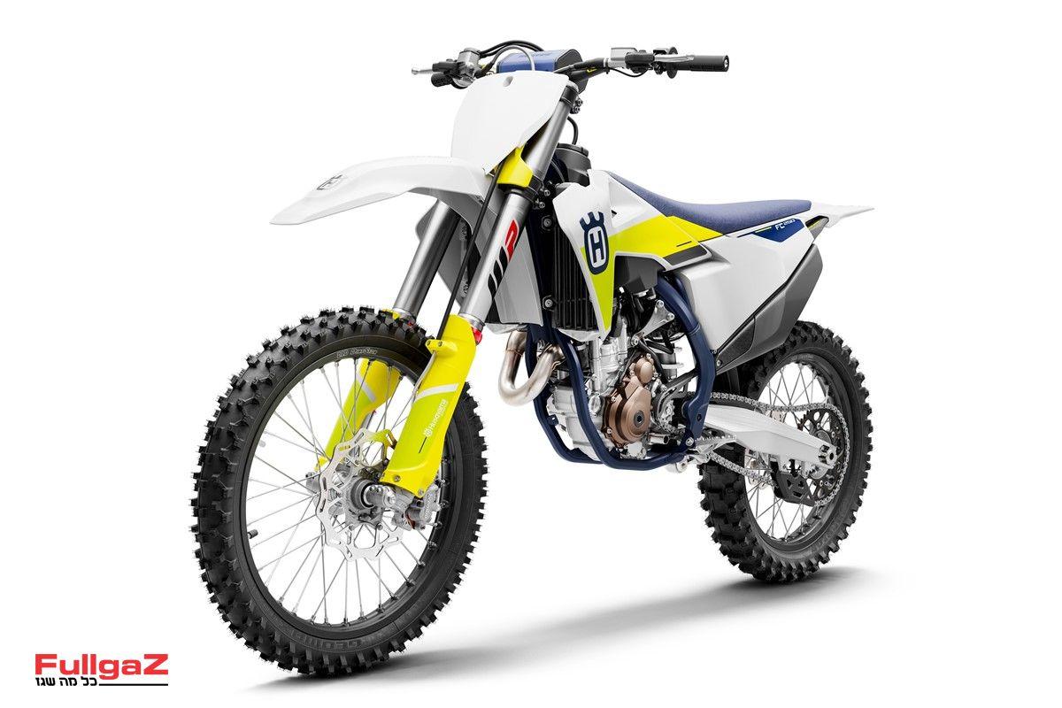 הוסקוורנה FC250 דגם 2021