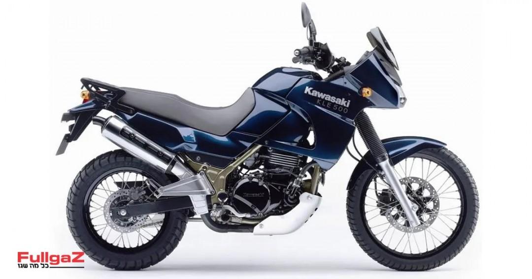 Kawasaki-KLE500-001