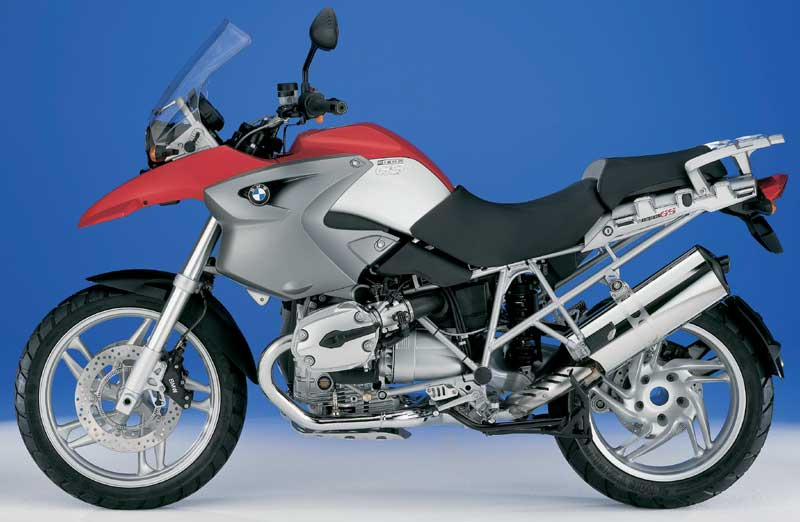 ב.מ.וו R 1200 GS של שנת 2004