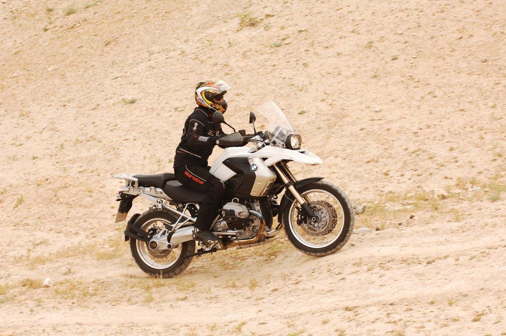 ב.מ.וו R 1200 GS דגם 2010
