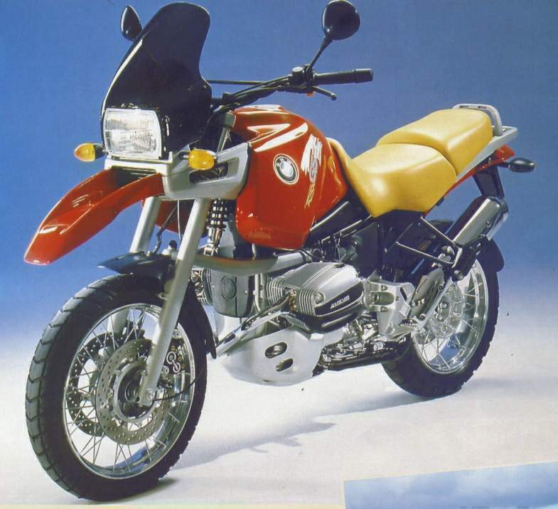 ב.מ.וו R 1100 GS