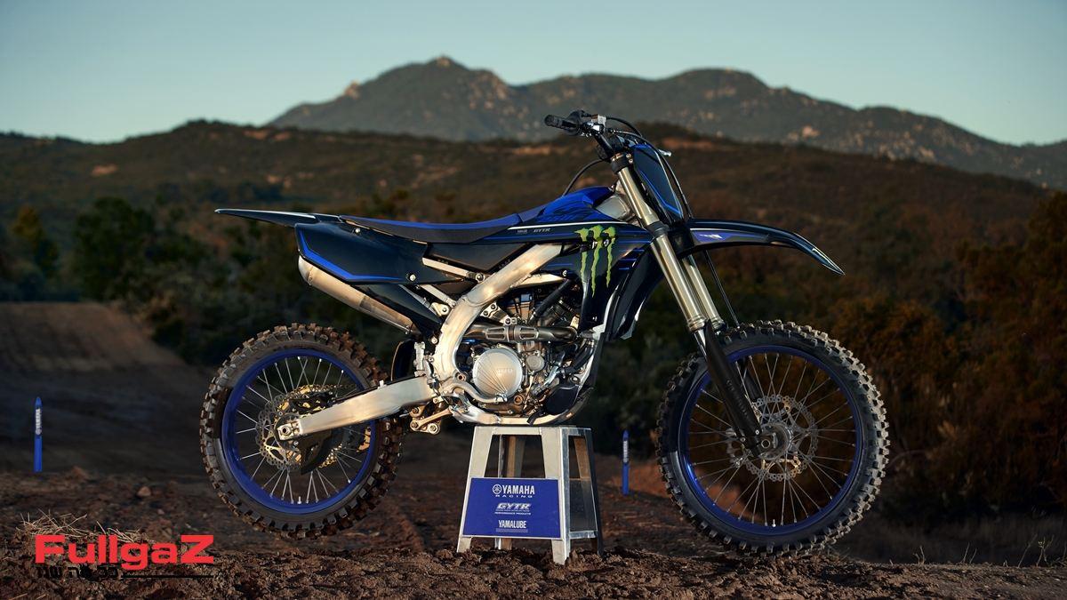 YZ250F דגם 2021