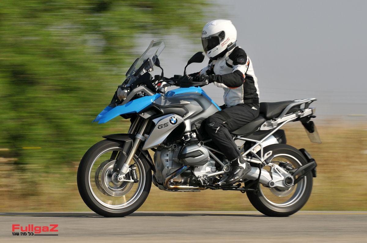 דגם 2013 מקבל מנוע חדש מקורר נוזל (צילום: אסף רחמים)