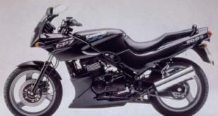 Kawasaki GPZ500S 93 1