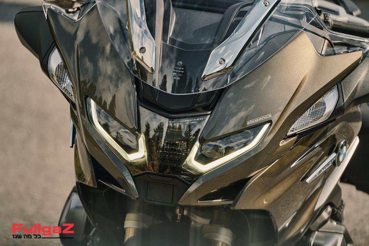 ב.מ.וו R1250RT המחודש ל-2021