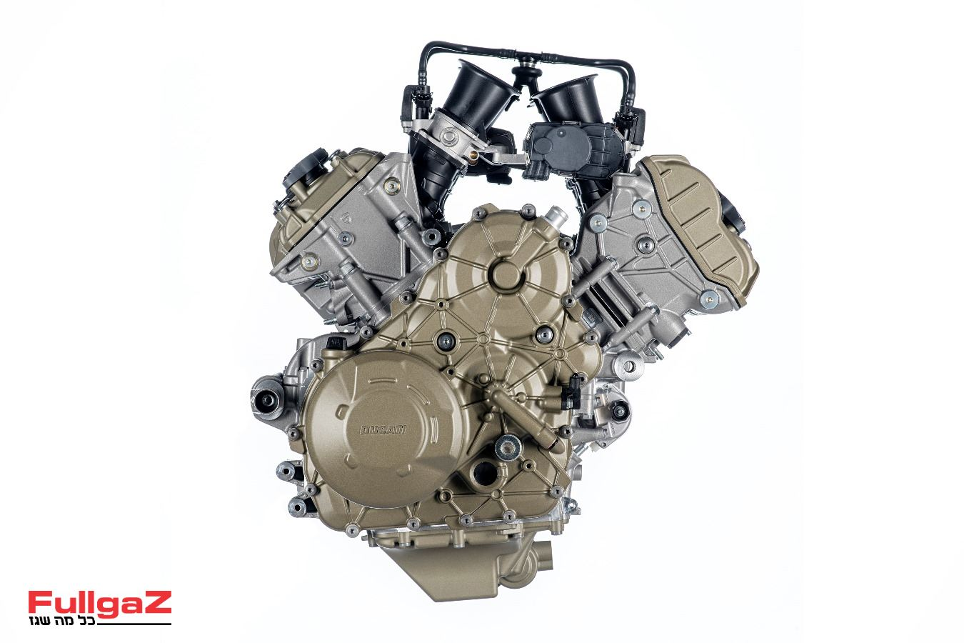 מנוע ה-V4 גרנטוריזמו החדש של דוקאטי